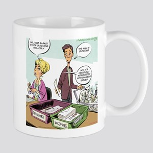 Shy Mail Mugs