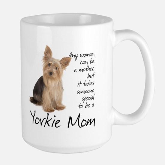 Yorkie Mom Mugs