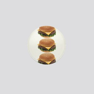 Burger Joint Mini Button