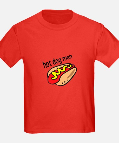HOT DOG MAN T-Shirt
