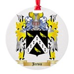 Jervis Round Ornament