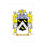 Jervis Sticker (Rectangle 50 pk)
