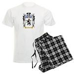 Jertz Men's Light Pajamas