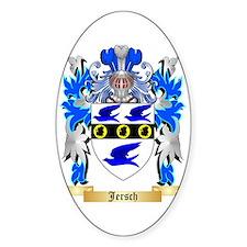 Jersch Sticker (Oval)