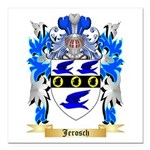 Jerosch Square Car Magnet 3