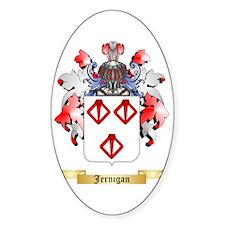 Jernigan Sticker (Oval)