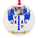 Jermy Round Ornament