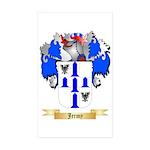 Jermy Sticker (Rectangle 10 pk)