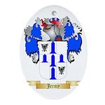 Jermy Ornament (Oval)