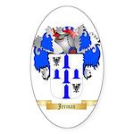 Jerman Sticker (Oval 10 pk)