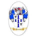 Jerman Sticker (Oval 50 pk)