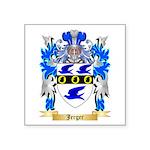 Jerger Square Sticker 3
