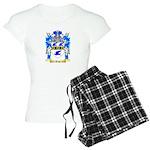 Jerg Women's Light Pajamas
