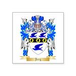 Jerg Square Sticker 3