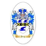 Jerg Sticker (Oval 10 pk)