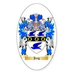 Jerg Sticker (Oval 50 pk)