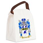 Jerg Canvas Lunch Bag