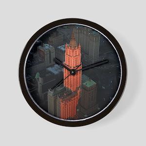 New York Skyscraper-Stunning! Wall Clock