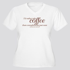 Coffee Plus Size T-Shirt