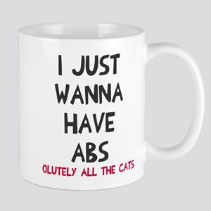 Absolutely all the cats Mug