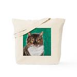 StephanieAM Tabby Cat Tote Bag