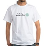 Fueled by Whirled Peas White T-Shirt
