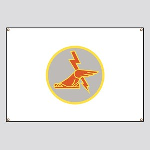 USA 9th Signal Battalion Banner