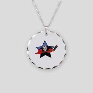 HOCKEY GOALIE Necklace