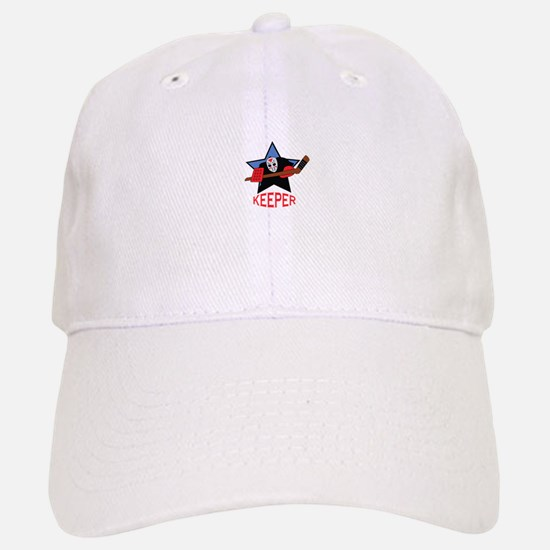 HOCKEY KEEPER Baseball Baseball Baseball Cap