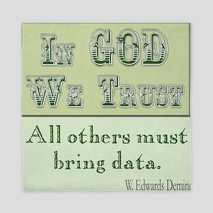 Must Bring Data Queen Duvet
