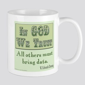 Must Bring Data Mugs