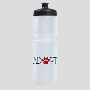 Adopt! Sports Bottle