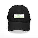Quit Beanabitch Black Cap