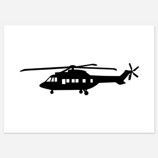 Helicopter pilot Invitations