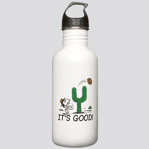 The Peanuts Gang: Spik Stainless Water Bottle 1.0L