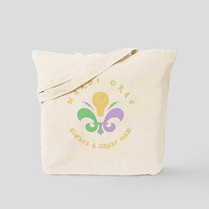 Mardi Great Idea Tote Bag