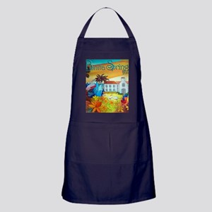 Alex,Cuban ART,Florida 8 Apron (dark)