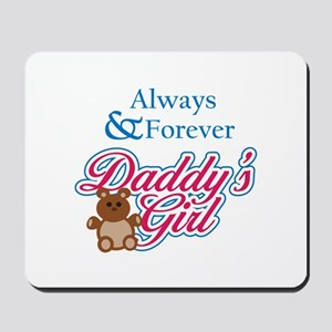 ALWAYS AND FOREVER Mousepad