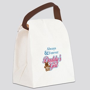 ALWAYS AND FOREVER Canvas Lunch Bag