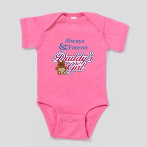 ALWAYS AND FOREVER Baby Bodysuit