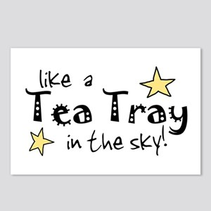 Like a Tea Tray in the Sky Postcards (Package of 8