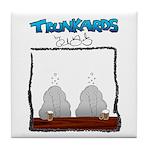 Trunkards Tile Coaster
