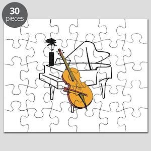 PIANO AND CELLO Puzzle