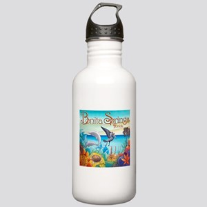 #4 Cuban Artist Alex N Stainless Water Bottle 1.0L