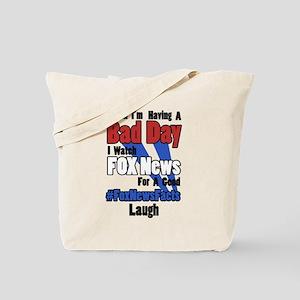 #FoxNewsFacts (Light) Tote Bag