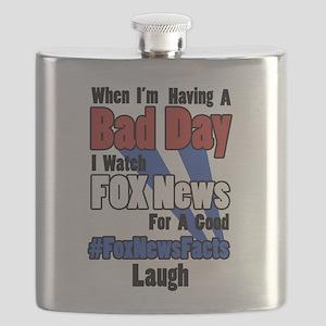 #FoxNewsFacts (Light) Flask