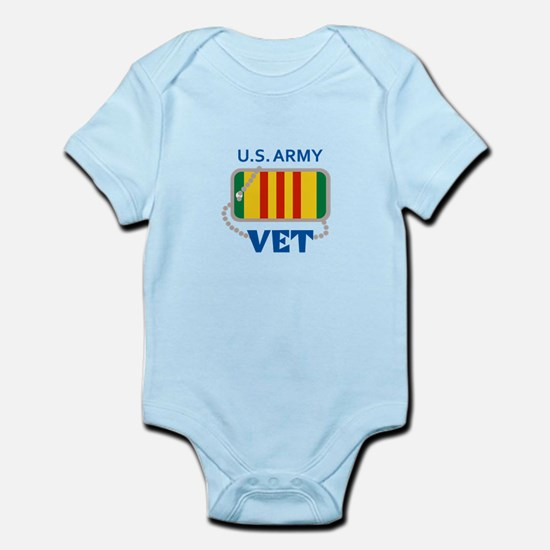 U S ARMY VET Body Suit