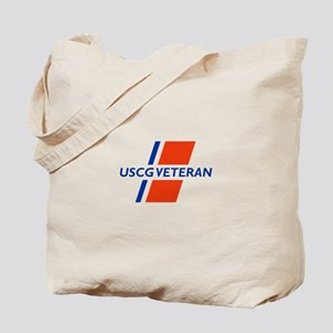 COAST GUARD VETERAN Tote Bag