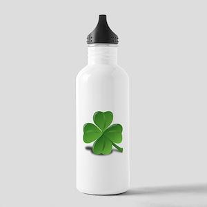 Shamrock Stainless Water Bottle 1.0L