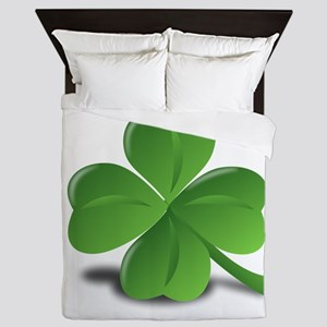 Shamrock Queen Duvet